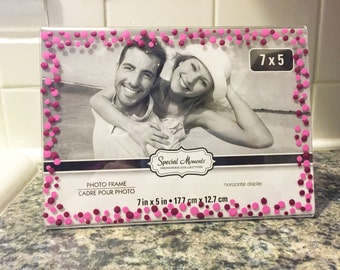 Custom 5X7 Picture Frame