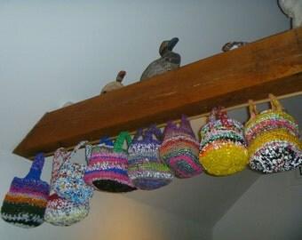 Handmade 'Farfelu' Handbasket