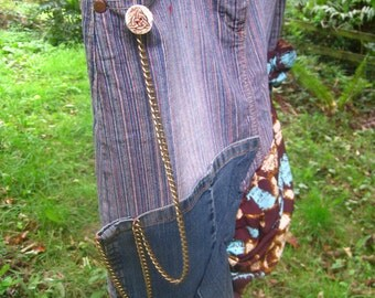 Denim skirt orisit