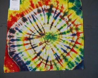 100% cotton Tie Dye Bandana MMBD119