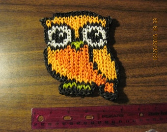 rubberband owl