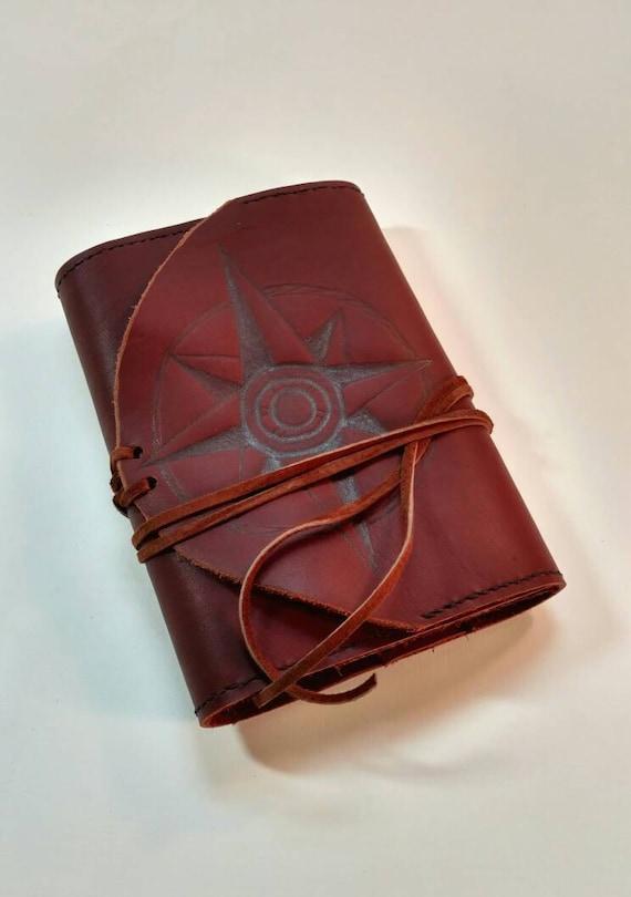 Refillable journal - The Wanderer