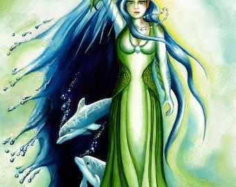 Oceanic elf