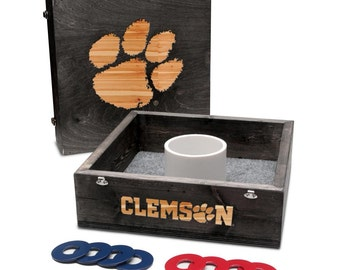 Clemson Tigers Washer Set