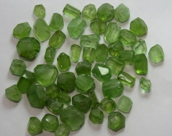 51 Pieces Peridot Beads