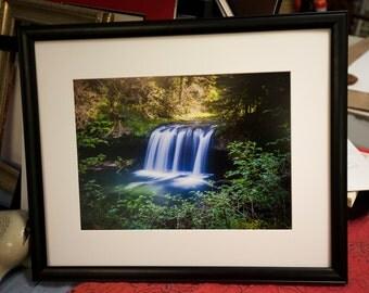 Upper Butte Creek Falls
