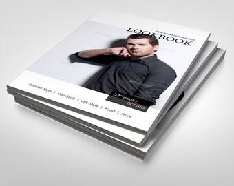 Indesign Lookbook Template