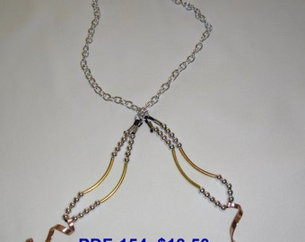 Necklace PDF- 154    Copyrighted item
