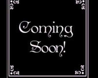 Rosey Pear Vintage Coming Soon!