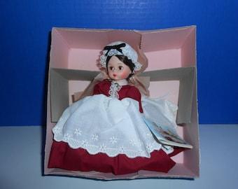"Madame Alexander Little Women Marme No 415,  7"", no cert 1982 w/ box"