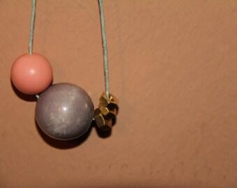 wood. 12 wooden necklaces necklaces
