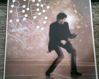 Peter Wolf - Lights Out - SJ-517121 - 1984 - NM!