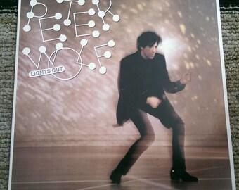Peter Wolf - Lights Out - SJ-517121 - 1984