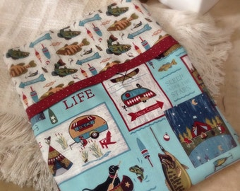 Great outdoors pillowcase