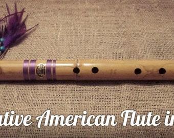 Native American Flute in F