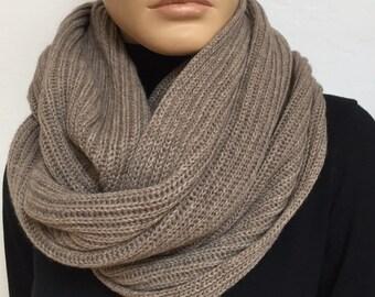 Kaschmir Loop Schal / cashmere infinity scarf