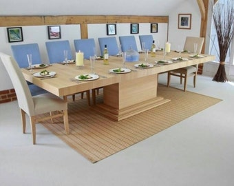 Extendable Maple Table