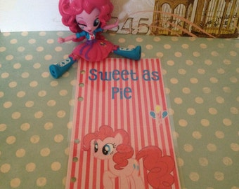 My Little Pony Pinkie Pie  Planner Dashboard-Laminated