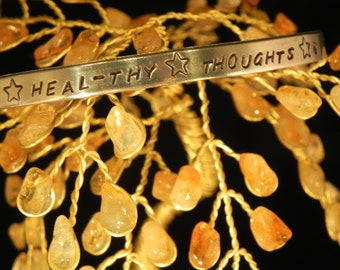 HEAL-THY THOUGHTS Self Empowerment Jewelry