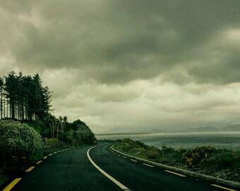 Rainy Irish Drive