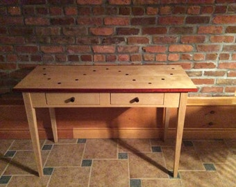 Shaker table revisited