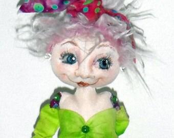 Cloth Doll EPattern - SM911E - Poppits PDF