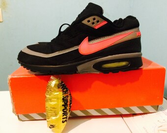 Very Very Rare! Vintage Shoes Sneakers Nike Air Max 90 s Size 11 UK NEW! Very HTF!