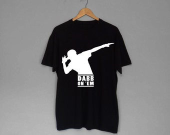 Dabb On 'Em T-Shirt - BLACK