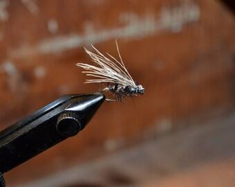 Carlton Hill, Elk Fur Fly, Pack of 3
