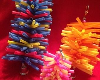 Bird Toy Porcupine (3 pc set sm,med, lg))