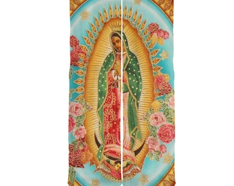 Virgin De Guadalupe Sock