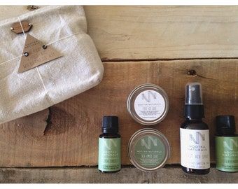 Herbal First Aid WILDERNESS KIT
