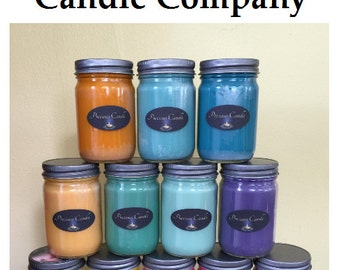 Soy Love Candle - Made To Order