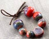 Porcelain Bead Set-Ronnie's Beads