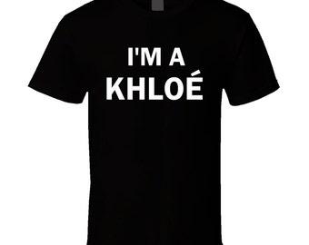I'm A Khloe Kardashian Celebrity Bachelor In Paradise Inspired T Shirt