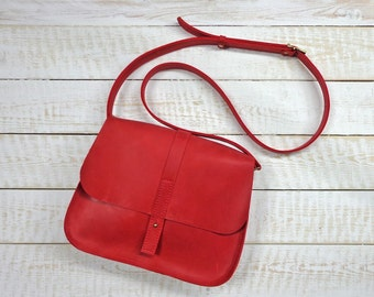 Leather bag, woman handbag, Leather crossbody bag, womens leather handbag, leather shoulder bag, handmade leather bag, womens bag