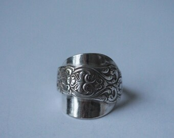 Vintage Spoon ring Antique