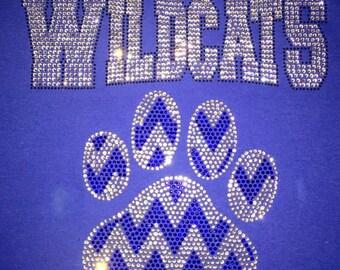 Wildcats Bling