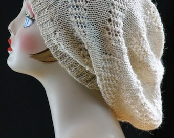 Super Slouch Hat-Pattern-Easy