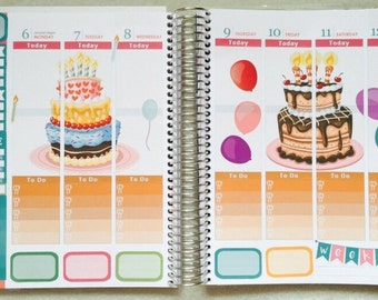 "EC Vertical ""Another Birthday?!"" Weekly Kit"
