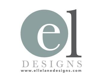 Elle Lane Designs Custom Order