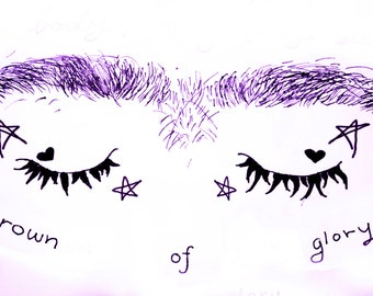 Crown of Glory (Unibrow Pride)