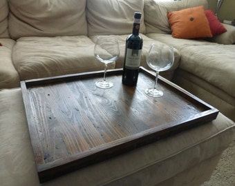 Rustic Tray **Any Size Available!!**