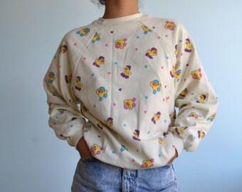 Sz small ducky sweater