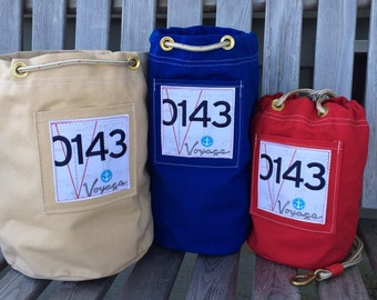 Canvas Ditty Bags