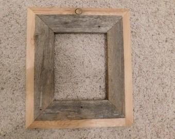 8x10 and 11x14 Rustic Cedar frames (#5321)