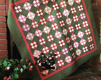 Summer Pickings Quilt Pattern