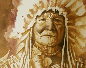 Painting of the Chief