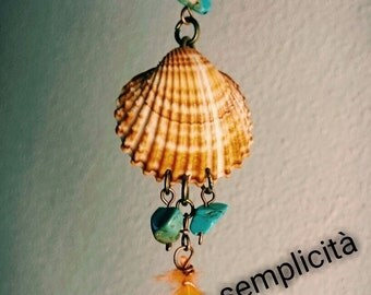 Shell necklace necklaces