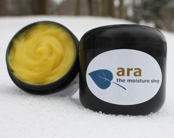 Homemade Body Butter with Tea Tree Oil 4oz